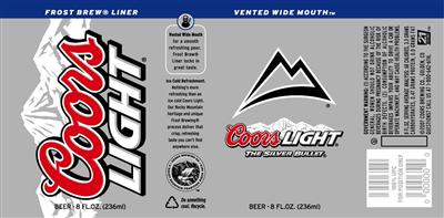 COORS LIGHT CANS 24PK Nice Ideas